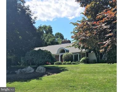 West Chester Single Family Home For Sale: 1058 Dunvegan Road