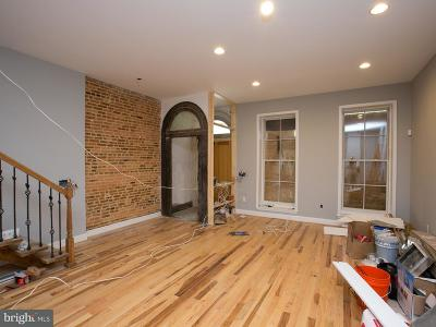 Townhouse For Sale: 1505 Baltimore Street