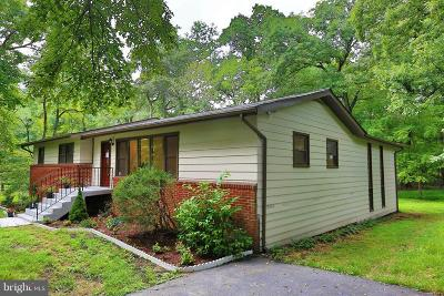 Silver Spring Single Family Home For Sale: 15406 Peach Orchard Road