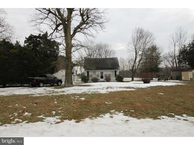 Dover Single Family Home For Sale: 2070 Fast Landing Road