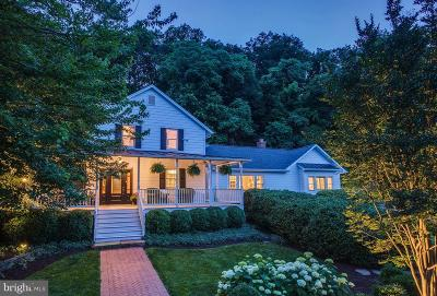 Leesburg Single Family Home For Sale: 17545 Old Waterford Road