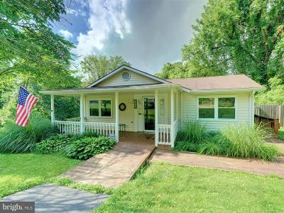 Chesapeake Beach Single Family Home For Sale: 7634 Old Bayside Road