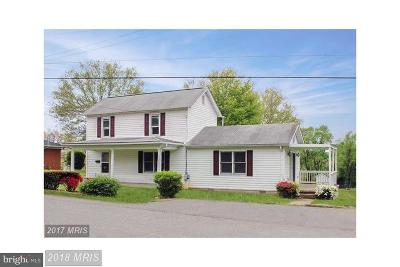 Culpeper Single Family Home For Sale: 330 Fairview W