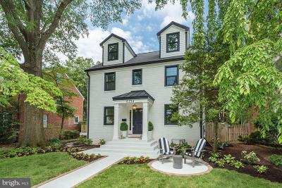 Chevy Chase Single Family Home For Sale: 6234 29th Street NW