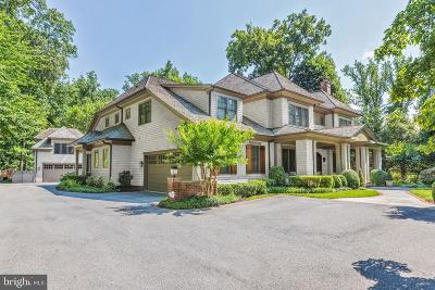 Montgomery County Single Family Home For Sale: 9115 Burning Tree Road