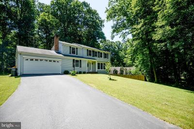 Fairfax Single Family Home For Sale: 11953 Appling Valley Road
