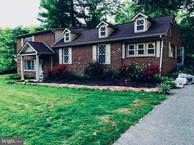 La Plata MD Single Family Home For Sale: $307,000