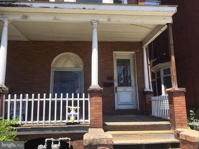 Harrisburg Multi Family Home For Sale: 1622 State Street