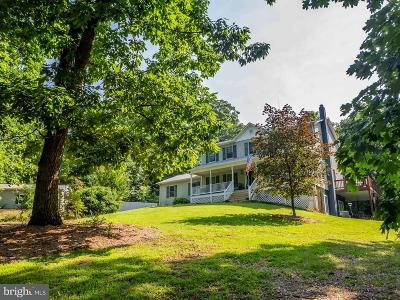 Culpeper Single Family Home For Sale: 6340 Intervale Road