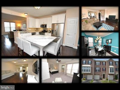 Perry Hall Townhouse For Sale: 9824 Redwing Drive