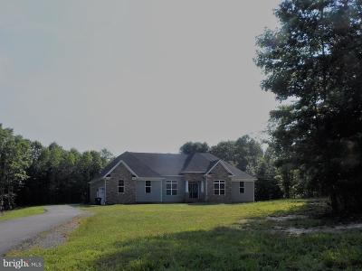 Hughesville Single Family Home For Sale: 6845 Dillon Court