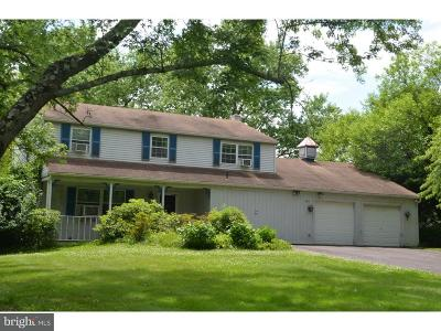 Single Family Home For Sale: 4210 Township Line Road
