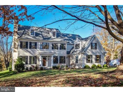 Bryn Mawr Single Family Home For Sale: 388 Yorkshire Road