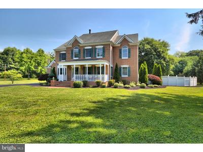 Bordentown Single Family Home For Sale: 1011 Potts Mill Road