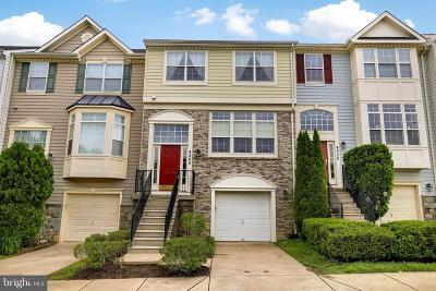 Olney Townhouse For Sale: 4804 Tothill Drive
