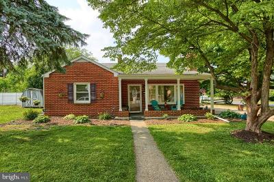 Camp Hill Single Family Home For Sale: 3800 Vine Street