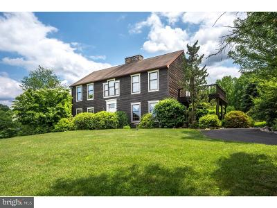 Bucks County Single Family Home For Sale: 140 Thistle Hill