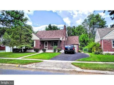 Wyomissing Single Family Home For Sale: 22 Valley Road