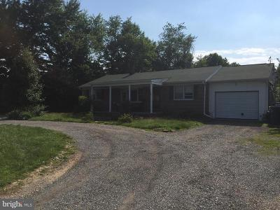 Saint Marys County Single Family Home For Sale: 31401 Point Lookout Road
