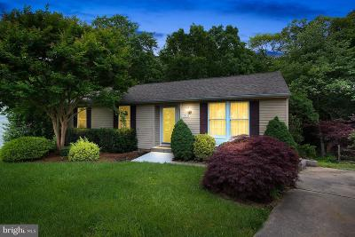 Abingdon Single Family Home Active Under Contract: 154 Firelight Court