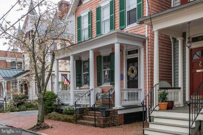 Annapolis Single Family Home For Sale: 134 Conduit Street