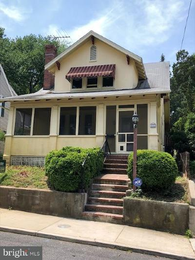 Annapolis Single Family Home For Sale: 123 Archwood Avenue