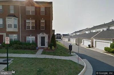 Prince William County Townhouse For Sale: 16385 Gangplank Lane