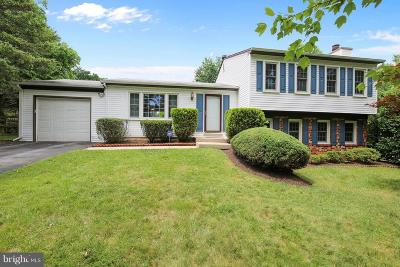 Gaithersburg MD Single Family Home For Sale: $615,000