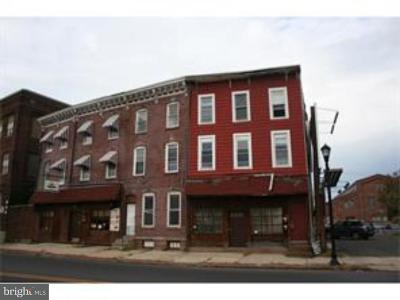 Trenton Multi Family Home For Sale: 666 S Broad Street