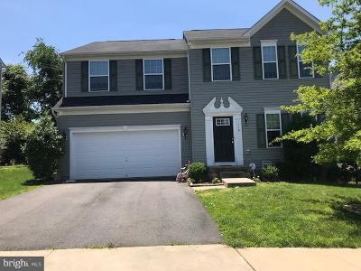 Culpeper County Single Family Home For Sale: 115 Queen Victoria Street
