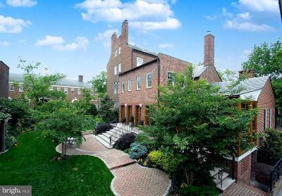 Alexandria City, Arlington County Single Family Home For Sale: 329 Washington Street N