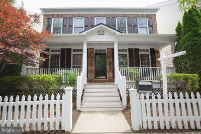 Gaithersburg Single Family Home For Sale: 687 Market Street E