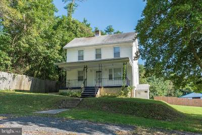 White Marsh Single Family Home Active Under Contract: 11425 Red Lion Road
