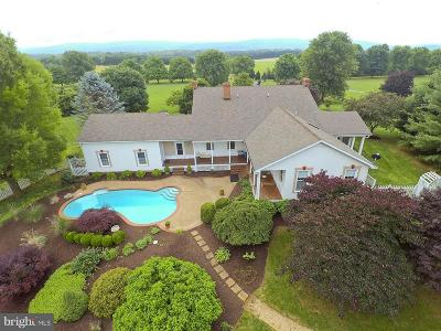 Warren County Single Family Home For Sale: 881 Milldale Road