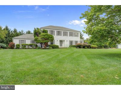 Princeton Junction Single Family Home For Sale: 6 Huntington Drive