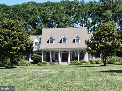 Berlin MD Single Family Home For Sale: $3,200,000