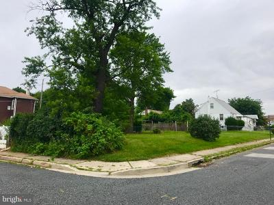 Baltimore City Residential Lots & Land For Sale: Ns Brown Ave Nwc Pumphrey