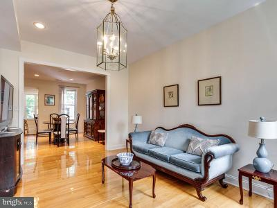 Petworth, Petworth/16th Street Heights, Petworth/Brightwood, Petwoth Townhouse For Sale: 807 Jefferson Street NW