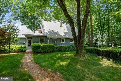 Falls Church Single Family Home For Sale: 7731 Marthas Lane