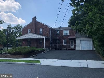 Cherry Hill Single Family Home For Sale: 400 Route 70 W