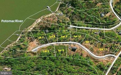 Stafford County Residential Lots & Land For Sale: 8 Lots Osprey View Lane