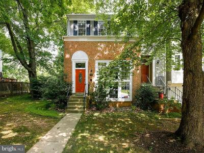 Montgomery County Townhouse For Sale: 21 Climbing Ivy Court