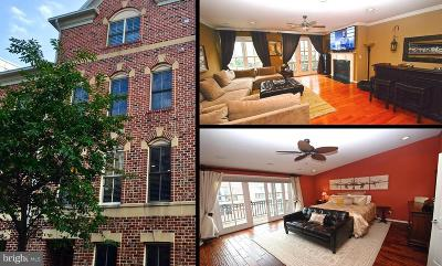Canton, Canton Company, Canton Cove, Canton East, Canton, Patterson Park, Canton/Brewers Hill, Canton/Lighthouse Landing Townhouse For Sale: 2613 Lighthouse Lane