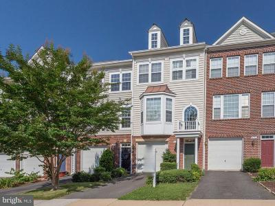 Fairfax Townhouse For Sale: 4129 River Forth Drive