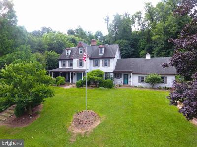 Single Family Home For Sale: 1130 Indian Marker Road