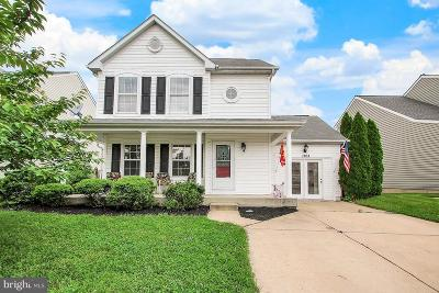 Single Family Home For Sale: 1203 Magness Court