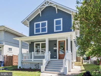 Washington Single Family Home For Sale: 1347 Franklin Street NE