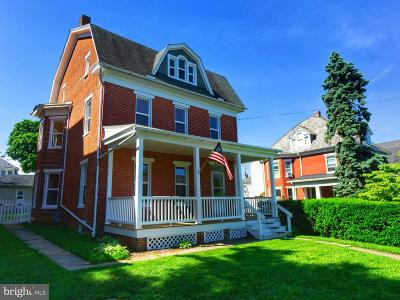 Red Lion Single Family Home For Sale: 406 W Broadway