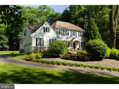 West Chester Single Family Home For Sale: 1313 Creek Road