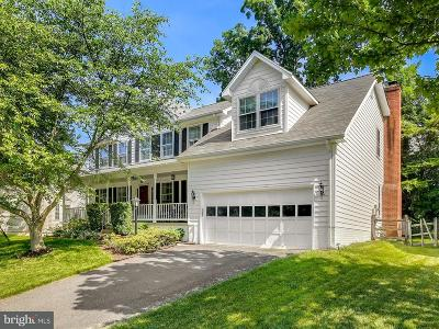 Centreville, Clifton Single Family Home For Sale: 13912 Stonefield Lane